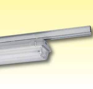 Алюминиевые несущие рейки для рядного монтажа Серии TRS 2000… и AL…