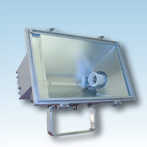 Симметричный Прожектор для лампы до 1 500 Вт Серия 7557/7567 …