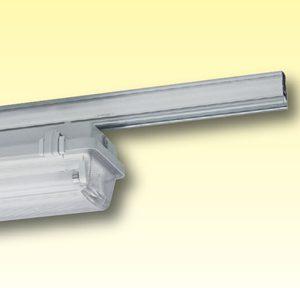 Алюминиевые несущие рейки для рядного монтажа Серии TRS 1000