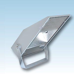 Компактный симметричный плоский прожектор для ламп мощностью до 1000 Вт Серии 7573 S…