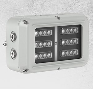 LED Zone 1 Bulkhead Standard and Emergency Variants
