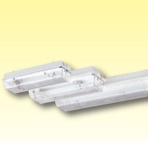 Маленький пыле/водонепроницаемый светильник с диффузором Серии 130/131/132…