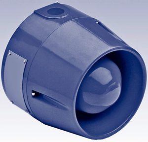 Взрывозащищенный звуковой оповещатель (тональный ревун) серии DB7