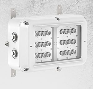 LED Industrial Bulkhead Standard and Emergency Variants