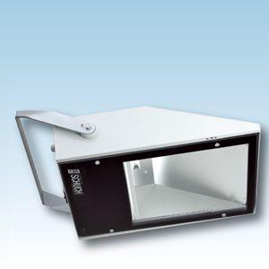 Асимметричный плоский прожектор для ламп до 1 ООО Вт серии 7573…