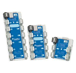 Megablock series of Wiring Hubs